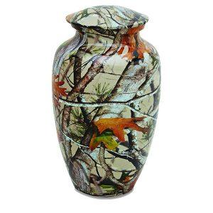 Adult Light Camouflage Urn