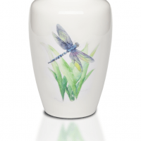 Dragonfly Adult Cremation Urn