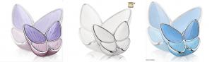 3 Lovely Color Butterfly Keepsake Urns