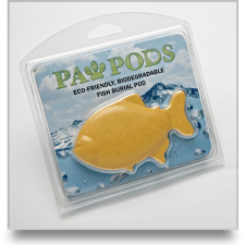 PawPods Fish Burial Pod